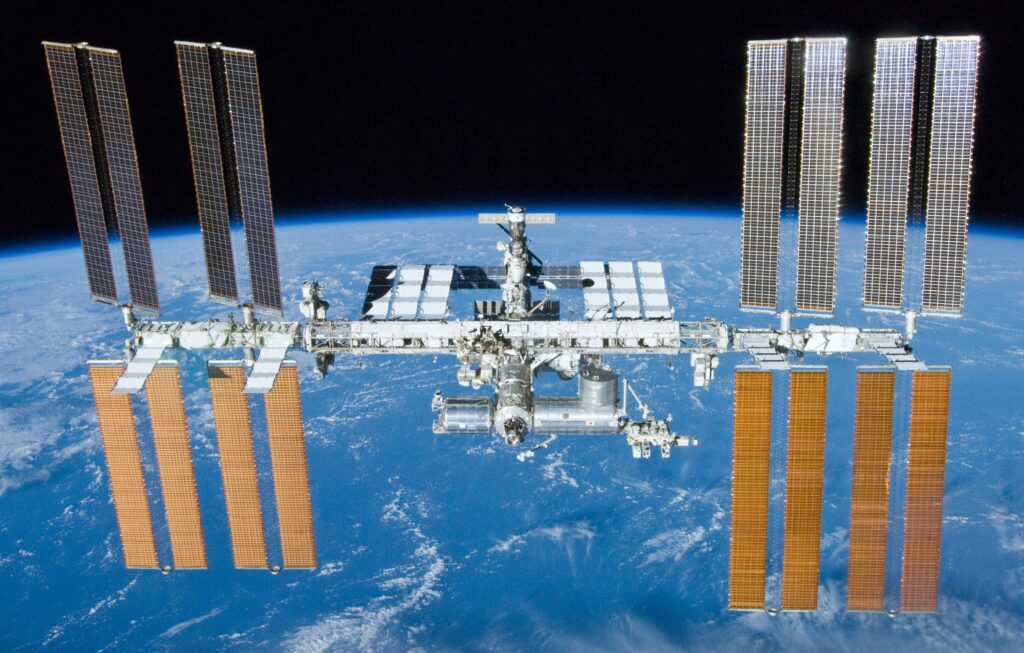 Foto: Nasa, ISS