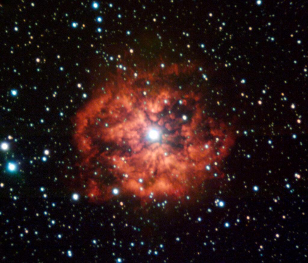 Hvorfor tændes en nyfødt stjerne?