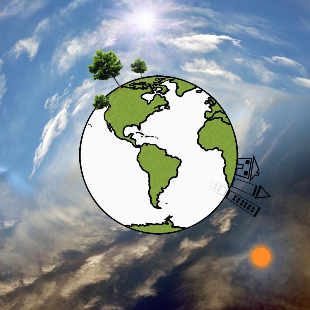 """Naturfagligt forløb - """"Atmosfærens betydning og energistrømme"""""""