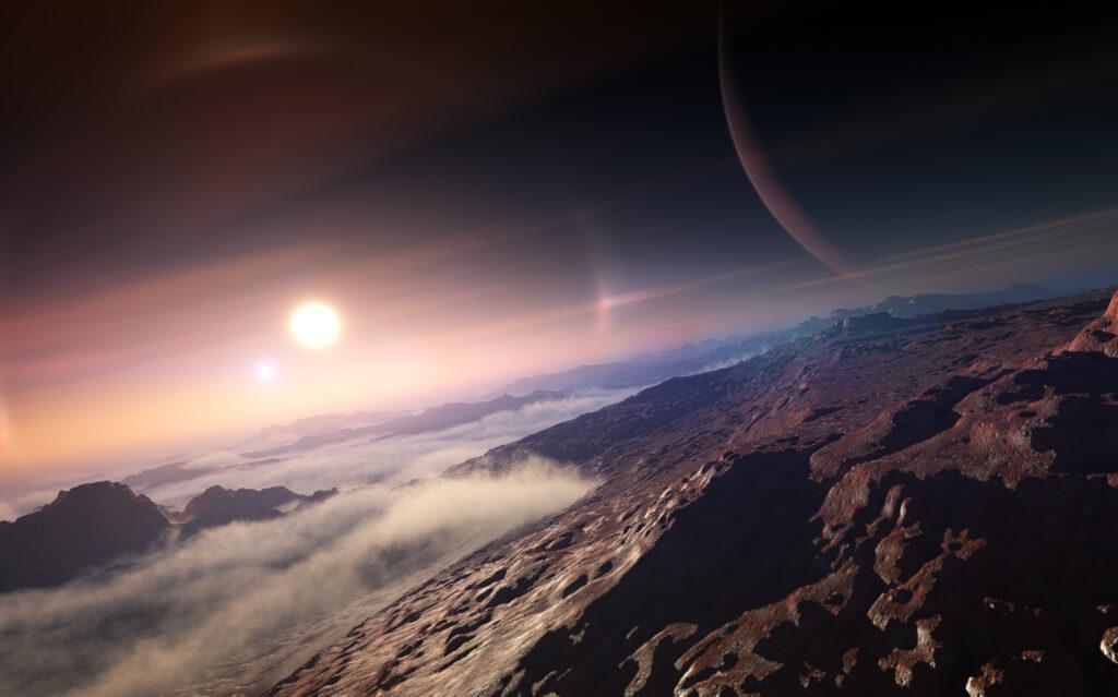 Er vi alene? Jagten på exoplaneter