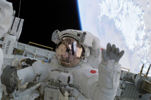 Planettarium rumseminar, astronaut og jorden
